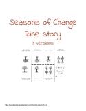 Seasons of Change Zine Story