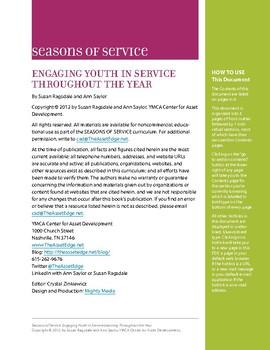 Seasons of Service Curriculum