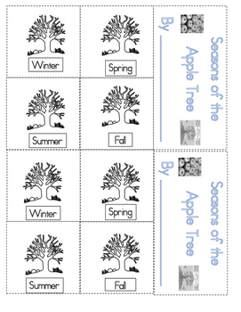 Seasons of an Apple Tree (Sequencing)