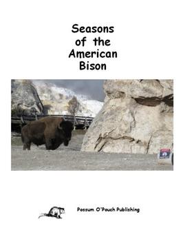 Seasons of the American Bison