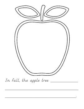 Seasons of the Apple Tree