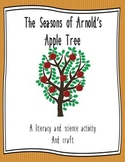 Seasons of the Apple Tree craftivity