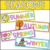 Seasons of the Year