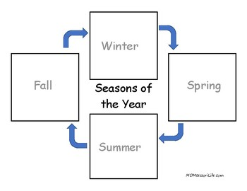 Seasons of the Year Cycle