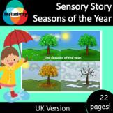 Seasons of the Year SENSORY STORY - UK version