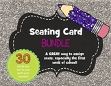 Seating Card BUNDLE