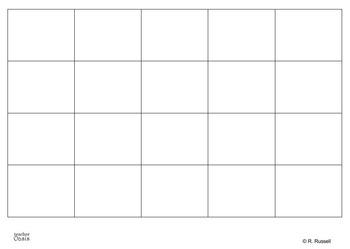 Printable seating charts and editable seating charts templates