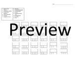 Seating Chart/ Behavior Management (Rows)