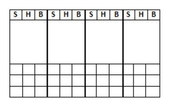 FREE Seating Chart- Elementary Music