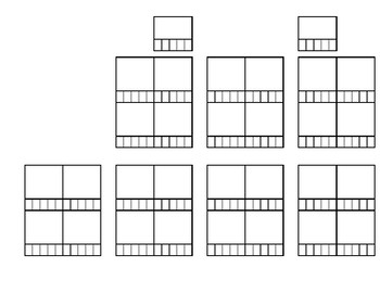 Seating Chart, Groups of 4