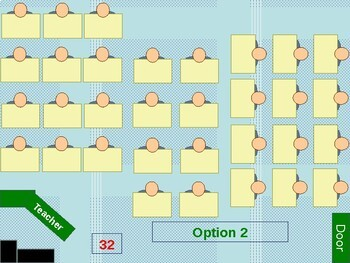 Seating Chart Options
