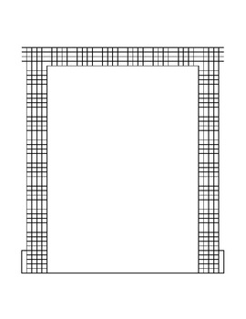 Seating Chart Template - Square