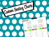 Seating Charts | Fully Customizable