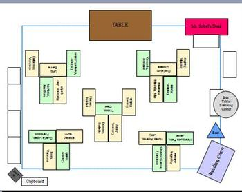 Seating Charts for the Whole School Year