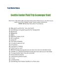 Seattle Center Photo Field Trip Scavenger Hunt