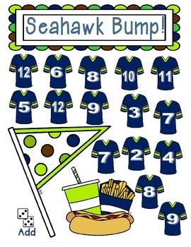 Seattle Seahawk Bump!