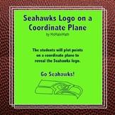 Seattle Seahawks Logo on the Coordinate Plane