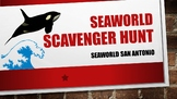 Seaworld San Antonio Scavenger Hunt