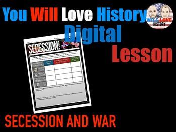 Secession! Digital Activity
