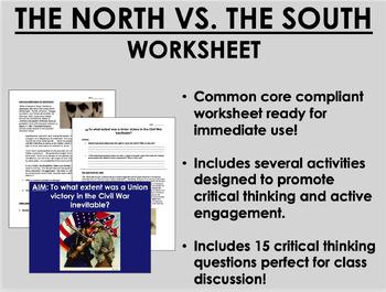 Secession and Civil War Bundle - US History Common Core