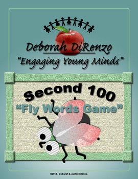 Second 100 Fly Words (Fry Words)