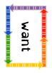 Second 100 high frequency words- English Curriculum