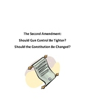 Second Amendment and Gun Control Debate!