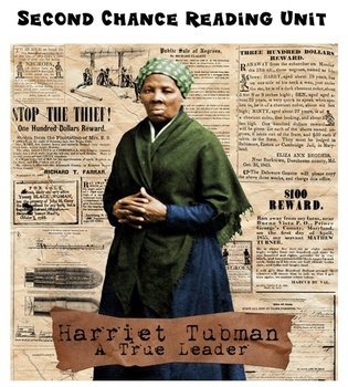 Second Chance Reading - Harriet Tubman Unit