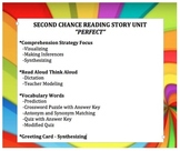 """Second Chance Reading Story Unit - """"PERFECT"""""""
