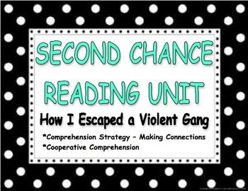 Second Chance Reading Unit - How I Escaped a Violent Gang