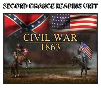 Second Chance Reading - from Reflections of the Civil War