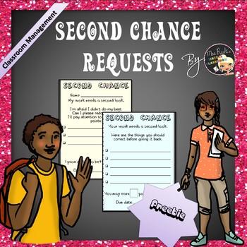 Second Chance Tickets - Freebie