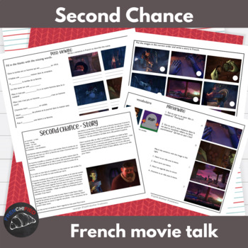Second Chance - movie talk for French learners