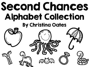 Second Chances Alphabet Collection