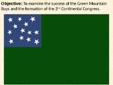 Second Continental Congress PowerPoint Presentation