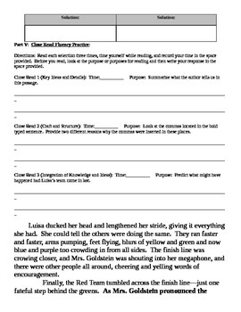 """Second Day, First Impressions"" Wonders (McGraw-Hill) 5th Grade Organizer"