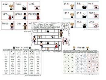 Second Grade 10 Unit Word Work Bundle