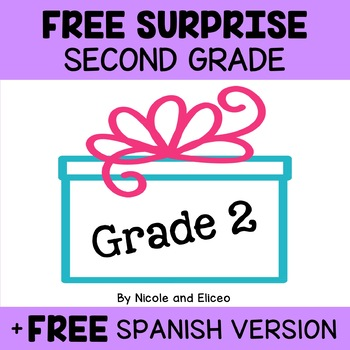 Free Download - Second Grade Resources
