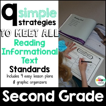 Second Grade: 9 Simple Informational Text Strategies to me