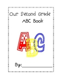 Second Grade ABC Class Book