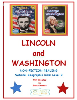 President's Day: Abraham Lincoln and George Washington Non