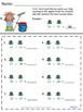 Second Grade Math- Addition Worksheets for the Common Core Classroom