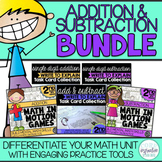 Second Grade Addition and Subtraction Unit Bundle
