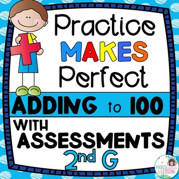 Second Grade Addition to 100