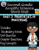 Second Grade: Amplify Science Focus Wall- Unit 2