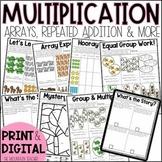 Second Grade Array Unit/Second Grade Multiplication Unit