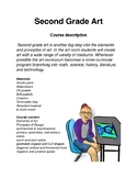 Second Grade Art Curriculum