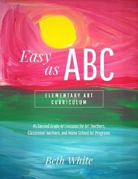 Second Grade Art Curriculum - Full Year
