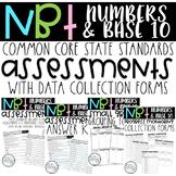 Second Grade CCSS Assessments | NBT Numbers & Base 10