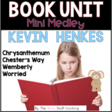 Kevin Henkes Author Activities